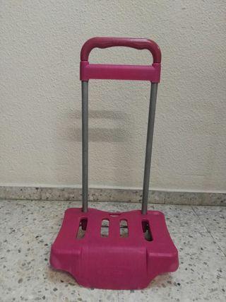 carrito mochila
