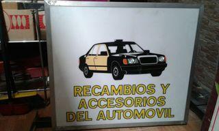 Rotulo Taxi recambios
