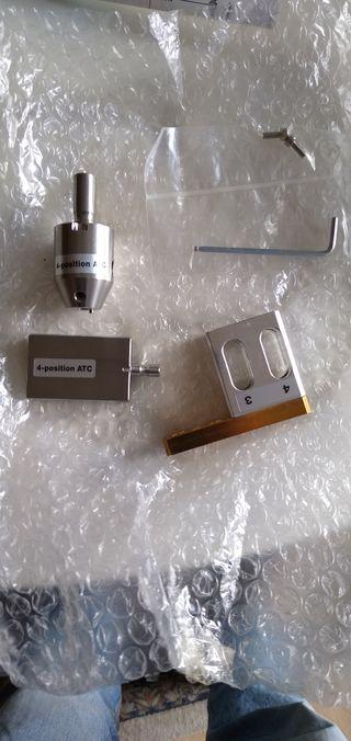 Fresadora Dental Roland DWX-4