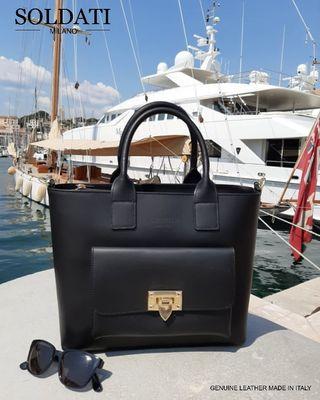 Cartera Piel made in Italy