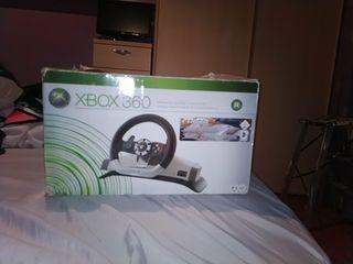 Xbox 360 apto para todos los juegos de coche