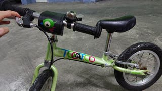 Bicicleta sin pedales Yedoo Too Too