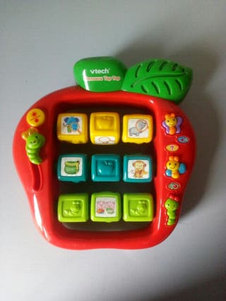 juguete interactivo Vtech