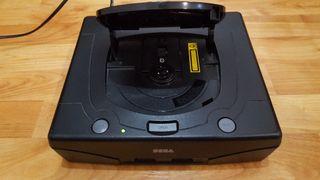Consola Sega Saturn 1995