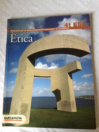 Libro de Ética 4ESO