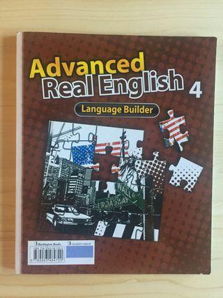 Libro de texto de inglés