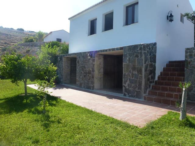 Preciosa Casa de Campo. (Frigiliana, Málaga)