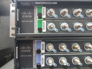Cabecera Cisco DOCSIS 2.0