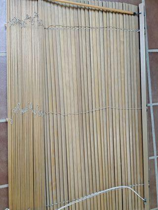 Persiana veneciana madera