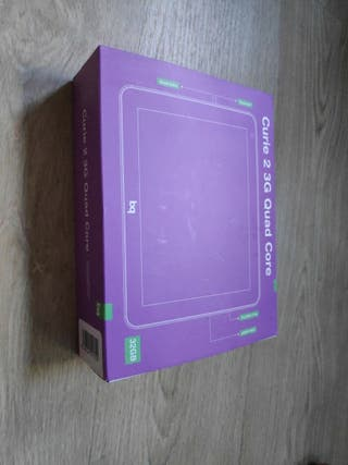 Tablet Bq Curie 2