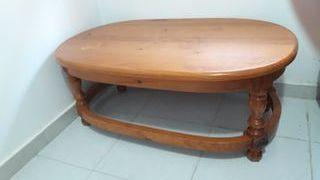mesa baja de centro