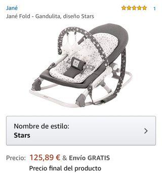Silla balancín Jané