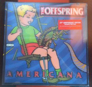 The Offspring Americana Edición 20 aniversario lp