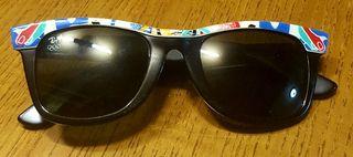 Gafas Ray-Ban para coleccionistas.