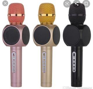 microfono karaoke