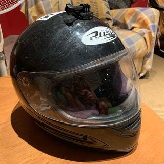 Casco moto RUSH talla M