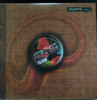 Oferta - Vinilo John Tejada - Fractals. 054