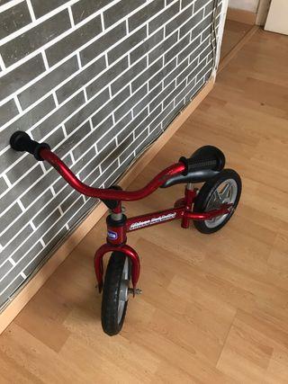 Bicicleta para niños de dos años