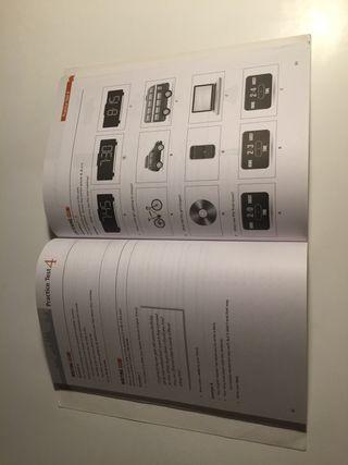 Libro inglés para preparar el PET de Cambrige