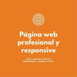 Diseño de webs en WordPress