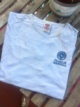 Camiseta Franklin Marshall. Talla L.
