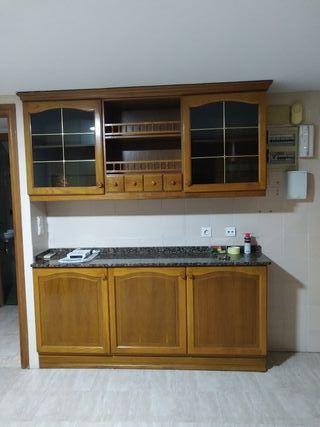 Mueble de segunda mano en valencia en wallapop - Muebles de cocina en valencia ...