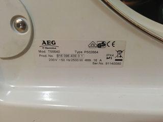 Secadora AEG T55640