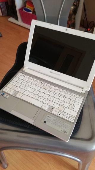 Dos netbooks portatiles asus packbell