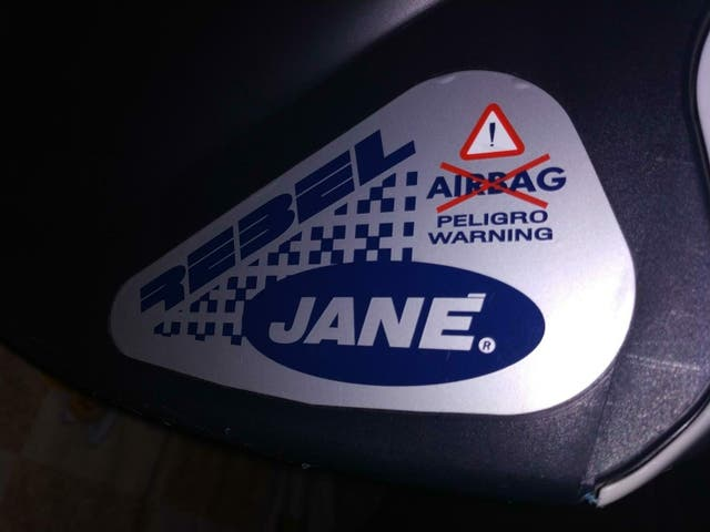 maxi-cosi Jane Rebel