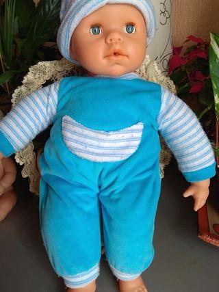 Muñeco bebé antiguo