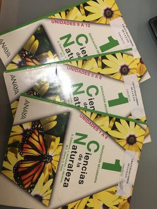 libros de ciencias de naturaleza