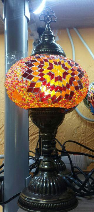 Lámpara turca 3 13