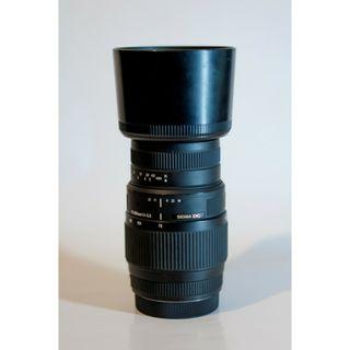 Objetivo Sigma para Canon