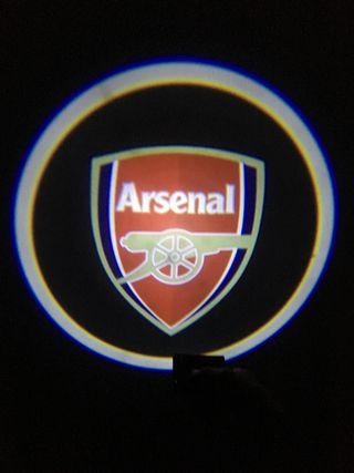 Football Car Door Lights