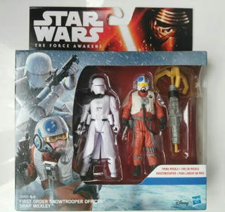 Coleccion de figuras Star Wars