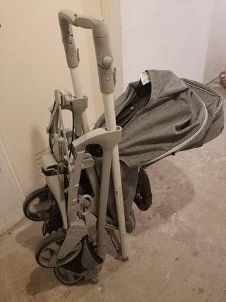 carrito bebe chicco 3 piezas