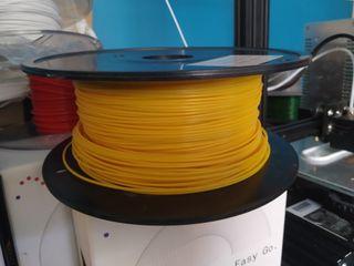filamento ABS amarillo