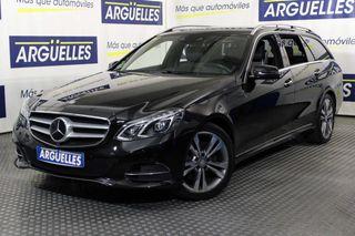 Mercedes Clase E E 350 4Matic Estate 306cv Avantgarde 7G Plus