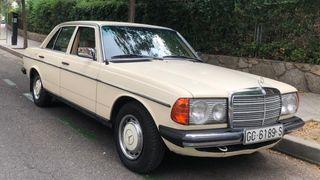 Mercedes-Benz W123 300D 1982