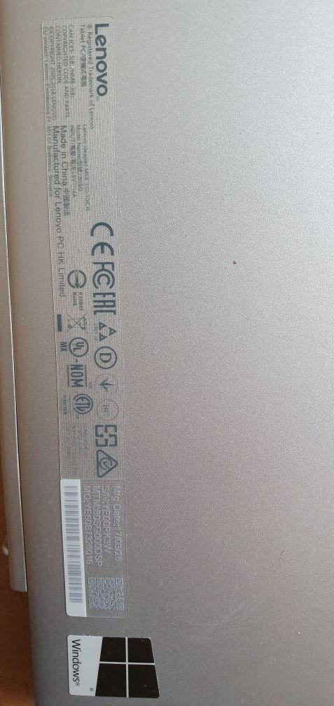 Tablet Pc-Lenovo