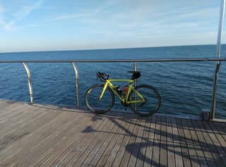 bici carretera Mérida reacto