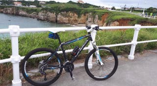 "Bicicleta Orbea Master - Talla M - Rueda 26"""