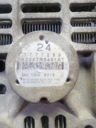 Alternador Scania 24v