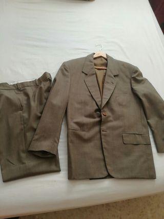 Traje de chaqueta de El Corte Inglés