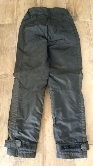 Pantalón moto mujer BMW cordura GORE-TEX