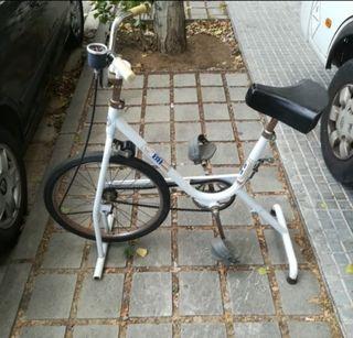 Bicicleta estática clásica BH