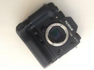 Cámara Fujifilm XT1 sin espejo