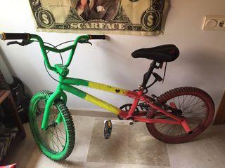 JAÉN Monty Bike bmx