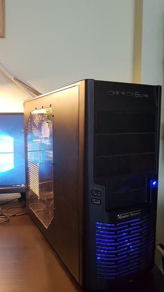 Ordenador sobremesa - PC Gaming