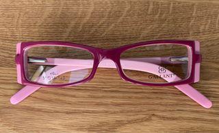 Montura gafas nuevas